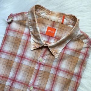 12db09c865c04b BOSS hugo boss button down men s shirt